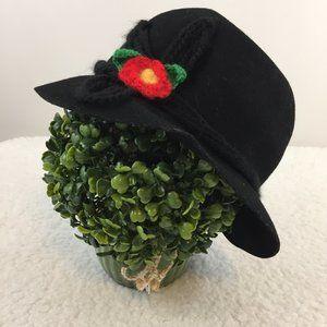 Alessandra Bacci Scarpellini Wool Hat